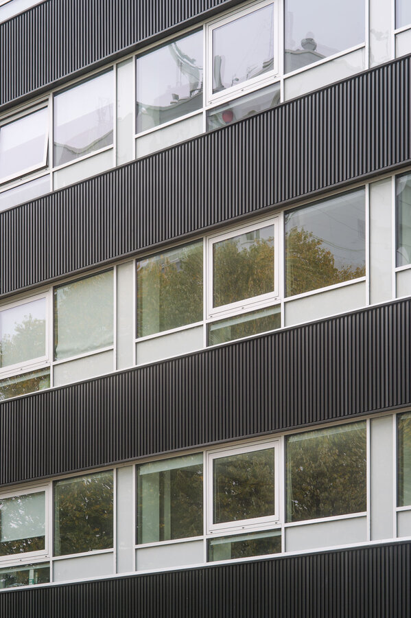 CW 50 Curtain Walls - College/University University of Rouen located in Rouen, France